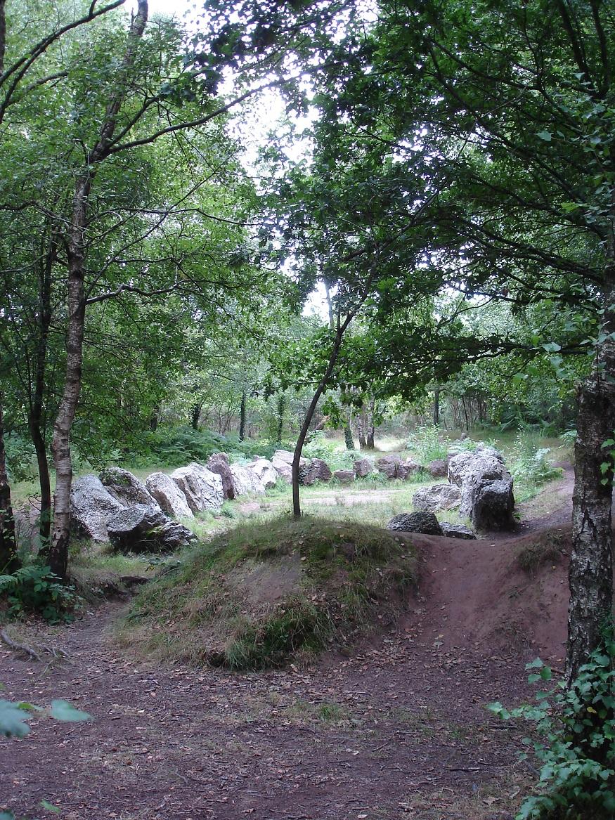 Les cinq tertres du jardin aux moines guide pratique for Le jardin aux epilobes
